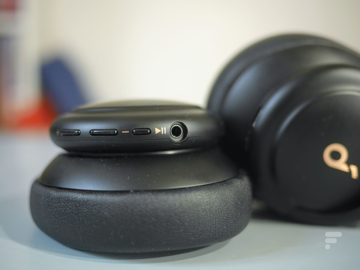 Le casque Soundcore Life Q30 d'Anker peut s'utiliser en filaire