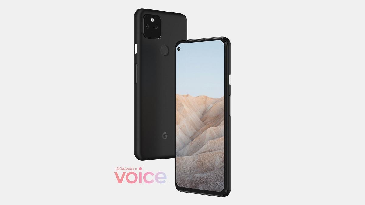 Google Pixel5a: l'annonce serait imminente