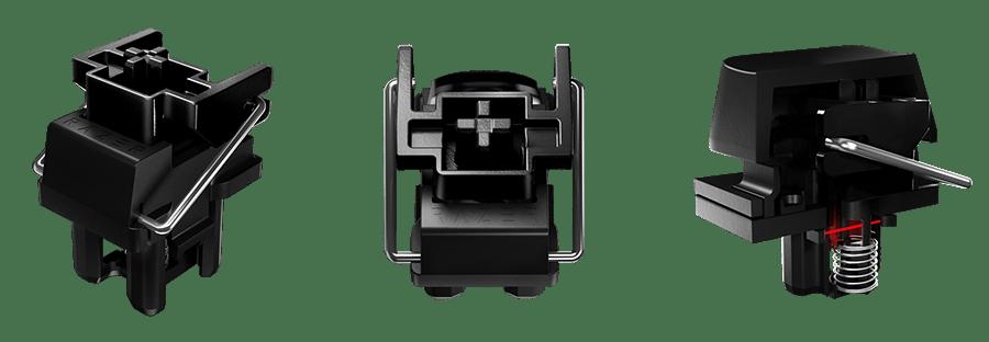 Les interrupteurs analogiques en détail