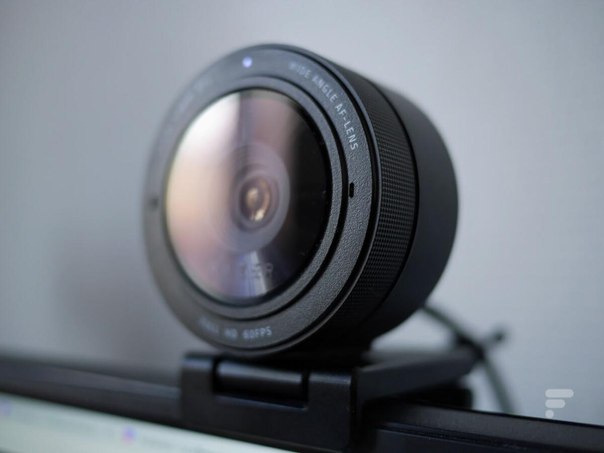 La webcam Razer Kiyo Pro