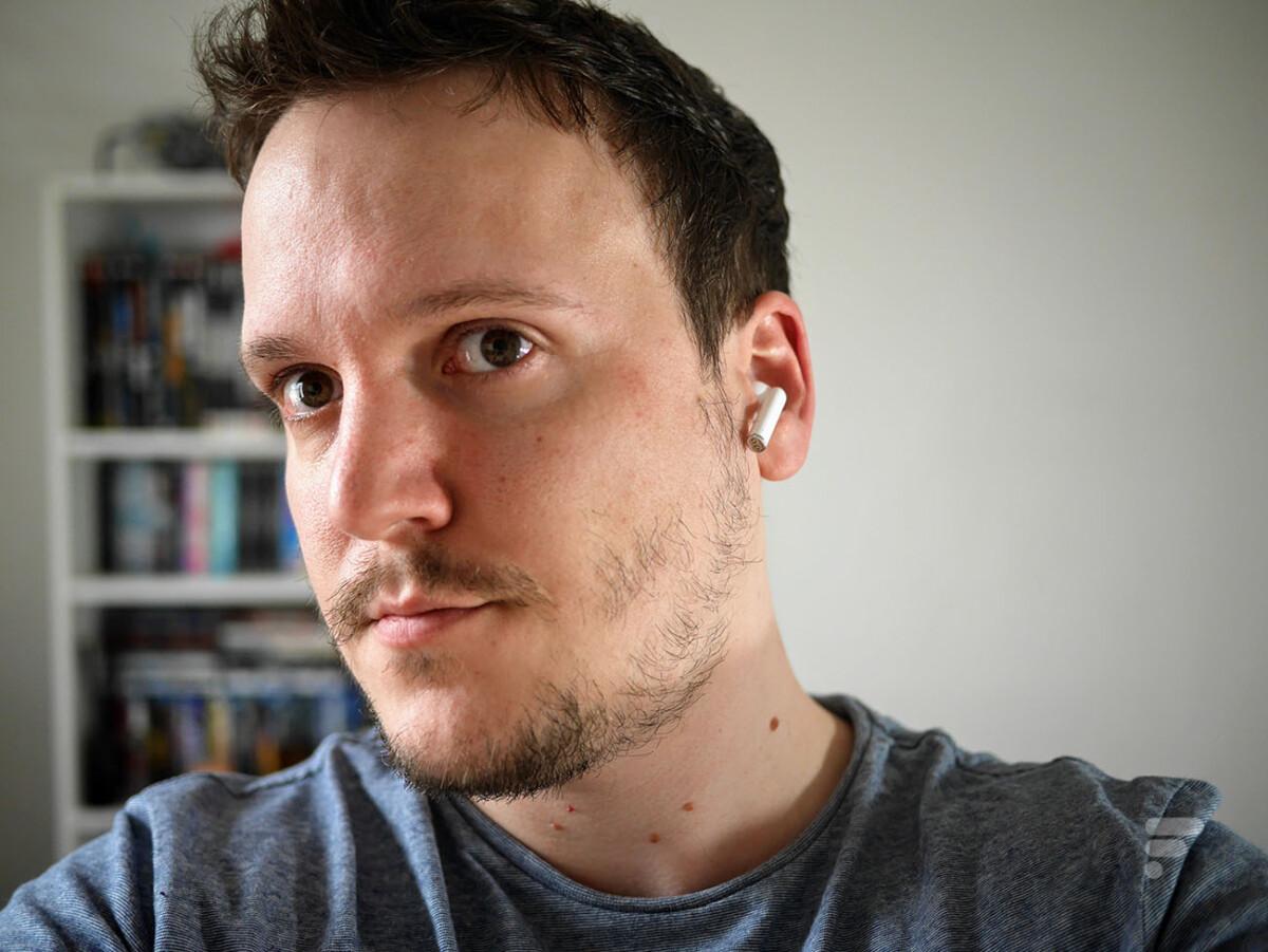 Les Realme Buds Air Pro manquent de précision dans le rendu sonore