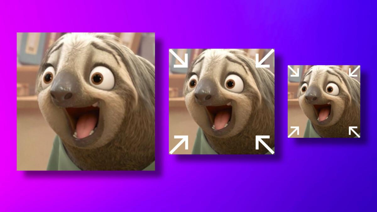 Comment réduire la taille d'un GIF animé