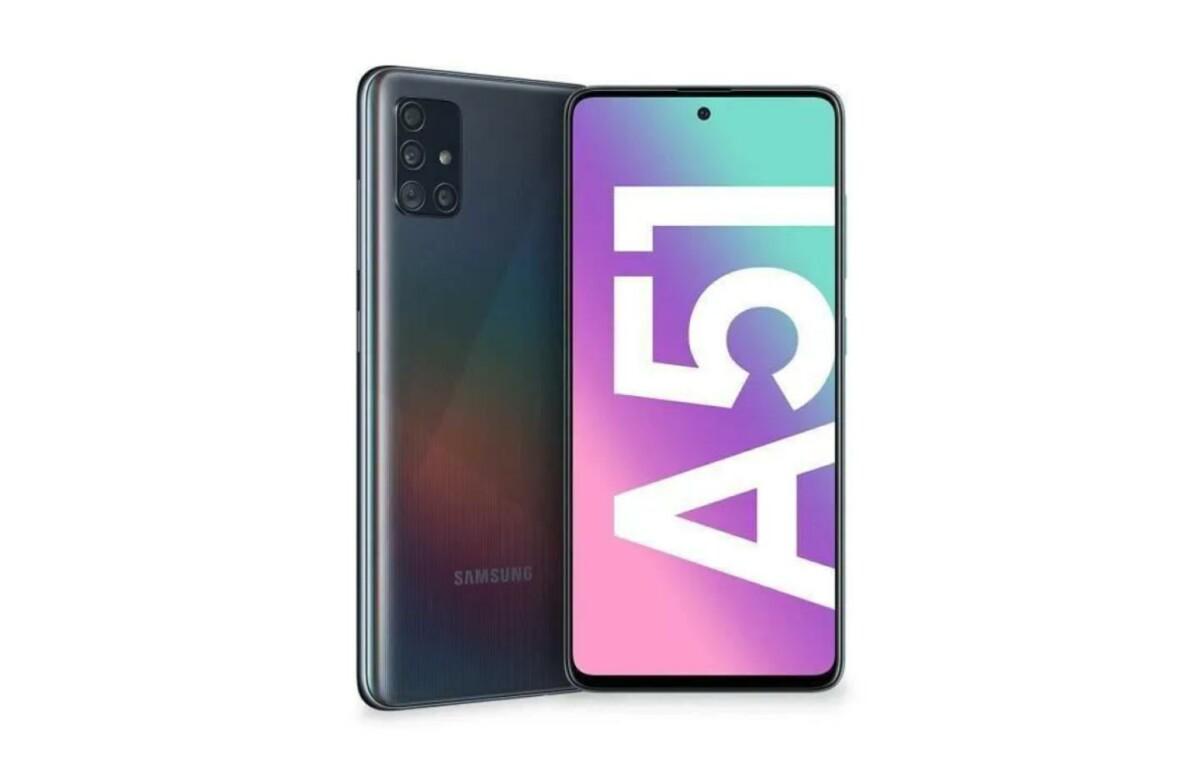 Une remise immédiate de 150€ pour le Samsung GalaxyA51