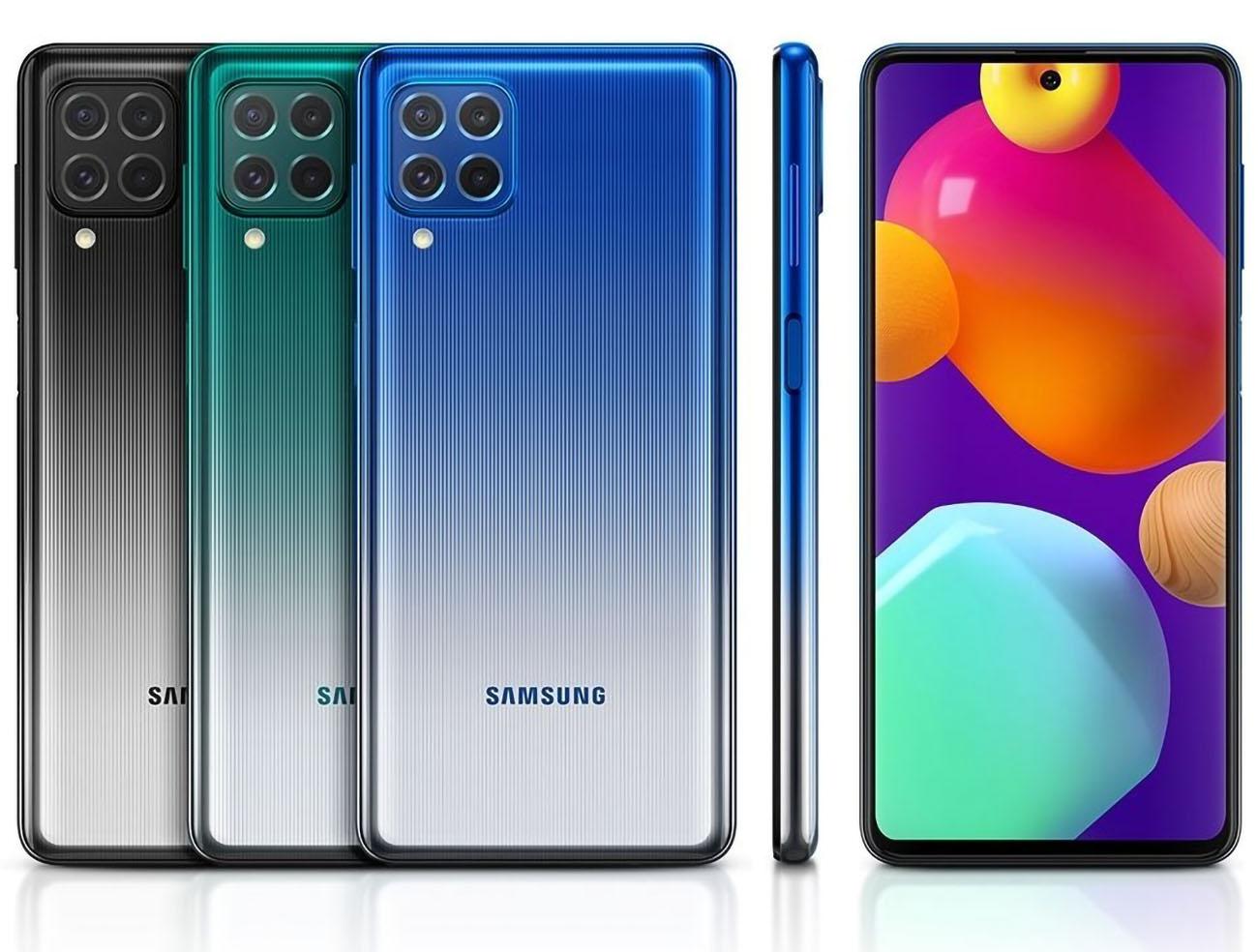 Samsung Galaxy F62 : le smartphone avec batterie de 7000 mAh sortira bien à l'international - Frandroid