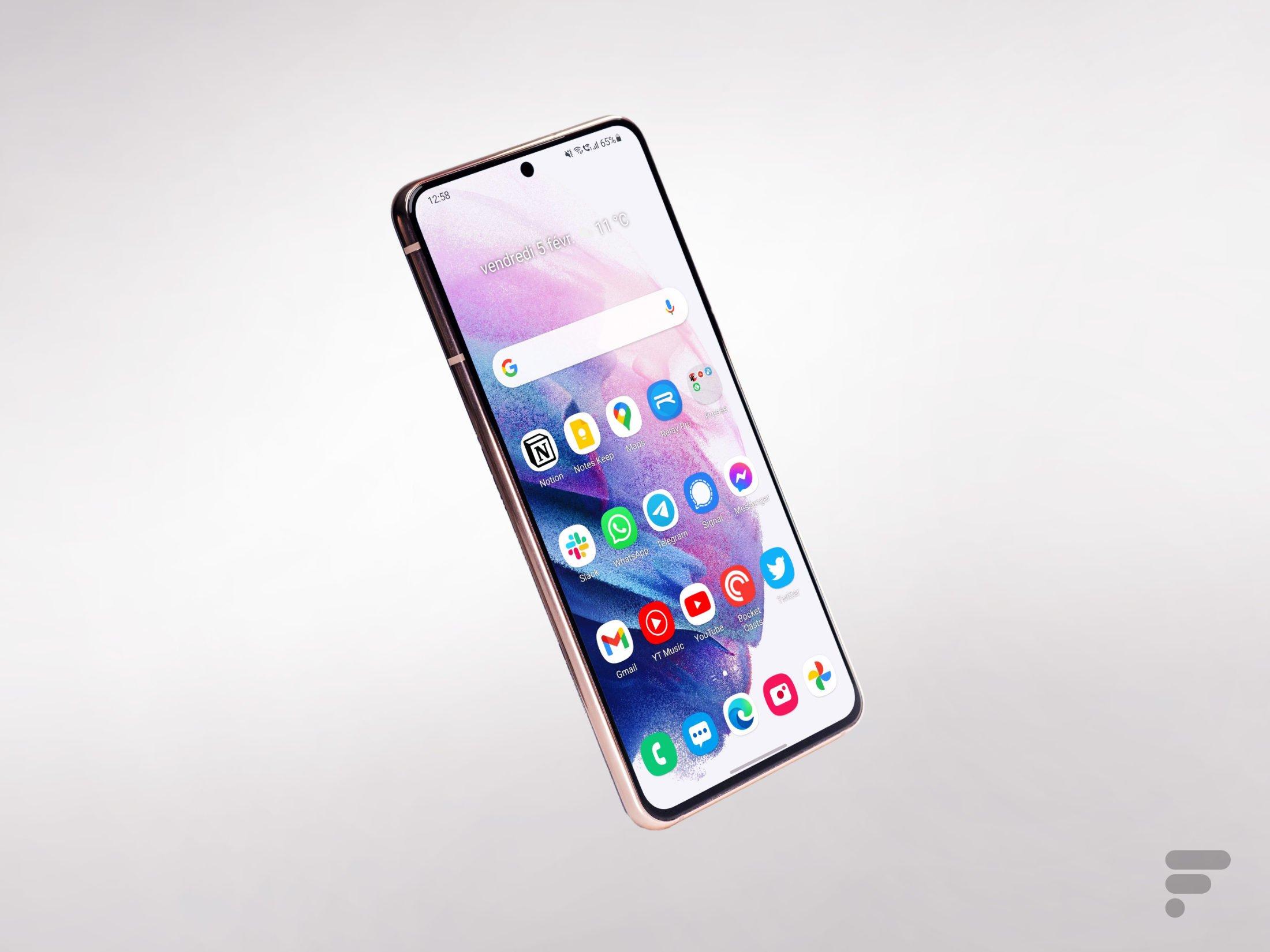 Samsung supprime désormais davantage les applications tournant en arrière-plan - Frandroid