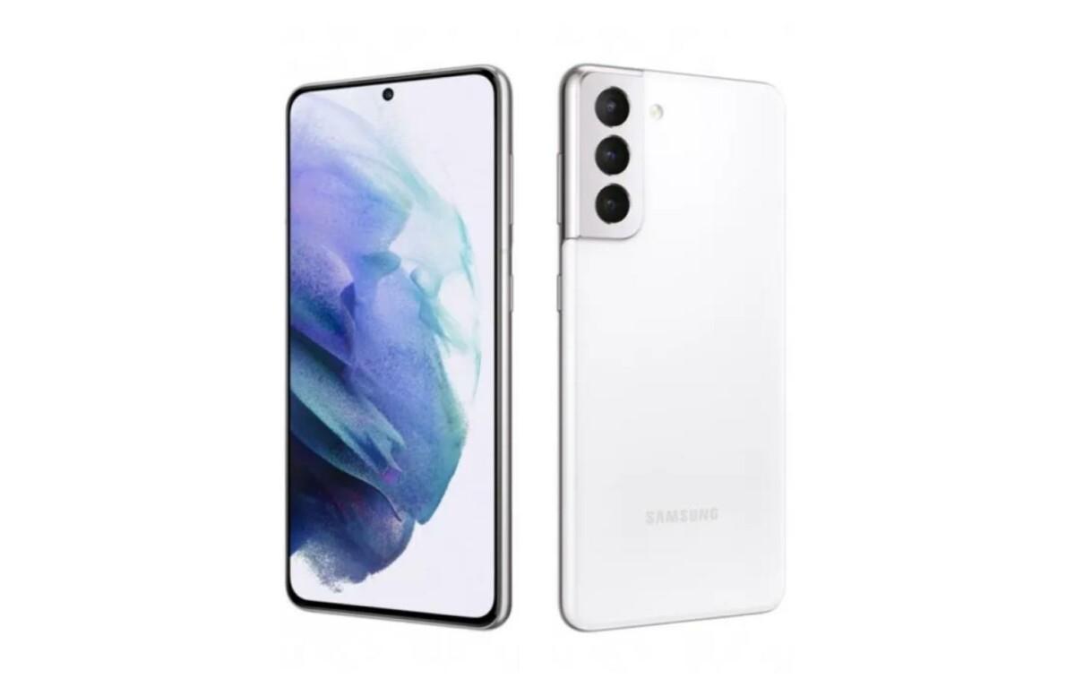 Le Samsung Galaxy S21 est déjà disponible à 607 € grâce à ce code promo