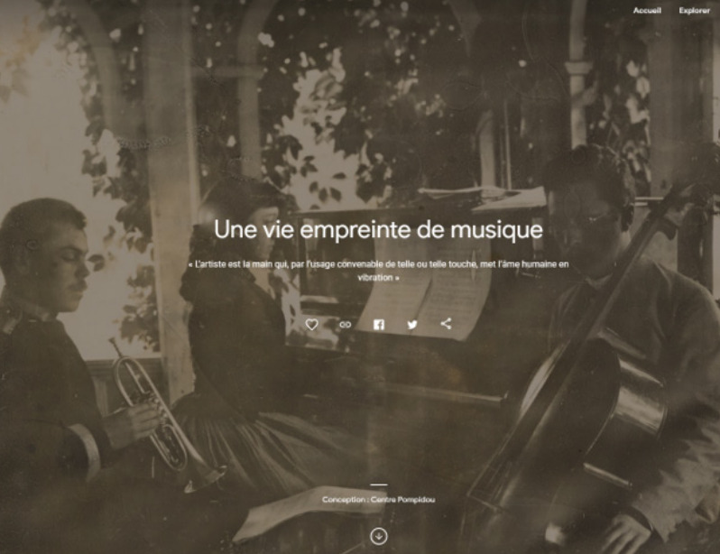 Google Arts & Culture rend hommage à Kandinsky