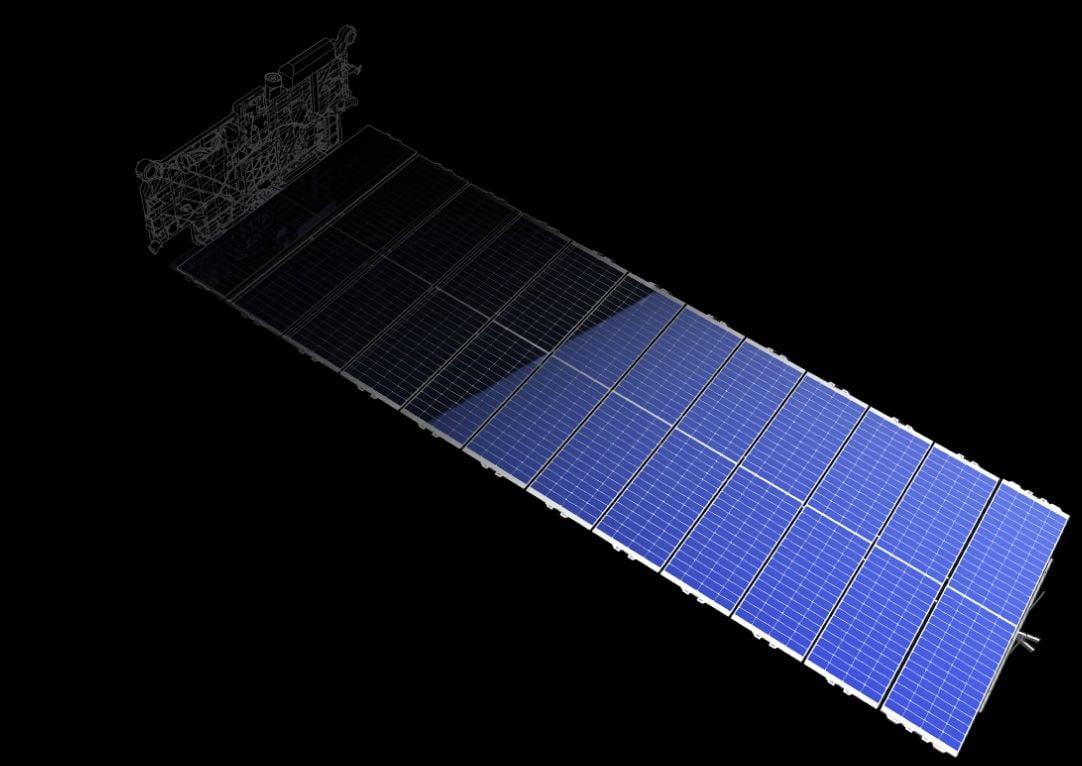 Un satellite Starlink