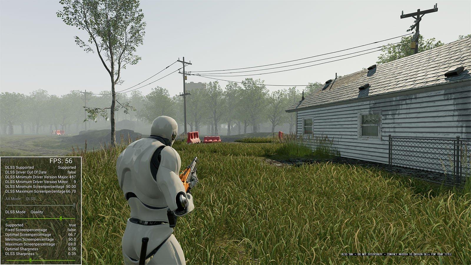 Le DLSS 2.0 fait des étincelles sur l'Unreal Engine 4, avec jusqu'à 180% de performances en plus dans certains cas