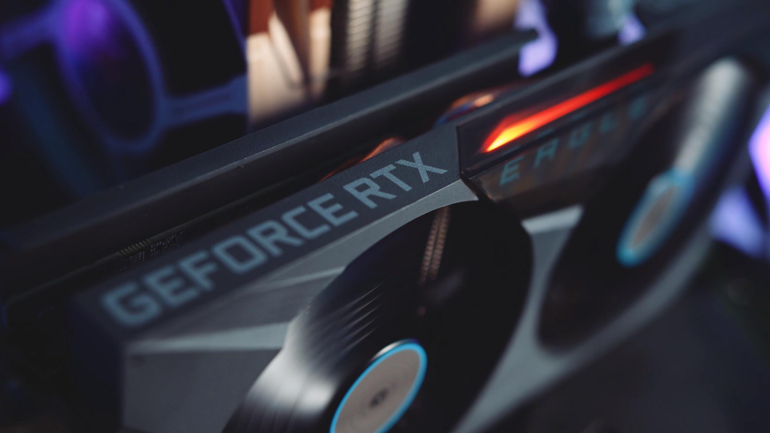Nvidia a diffusé par mégarde un pilote désactivant les limitations du taux de hachage appliquées à la RTX 3060.