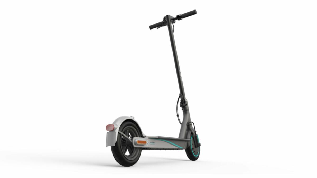 La Mi Electric Scooter Pro 2 dans sa nouvelle version inspirée par Mercedes