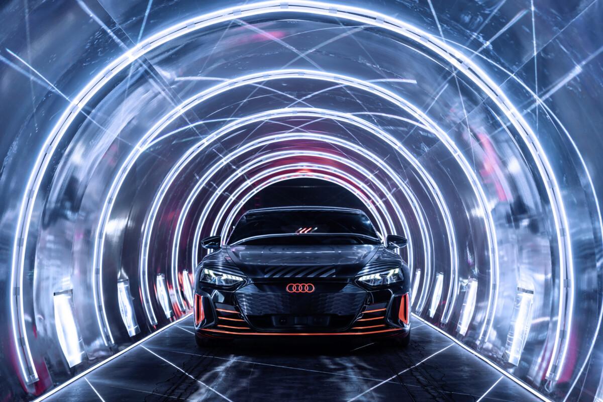 Audi e-tron GT: un moteur basé sur celui de la Porsche Taycan pour concurrencer la Tesla Model S