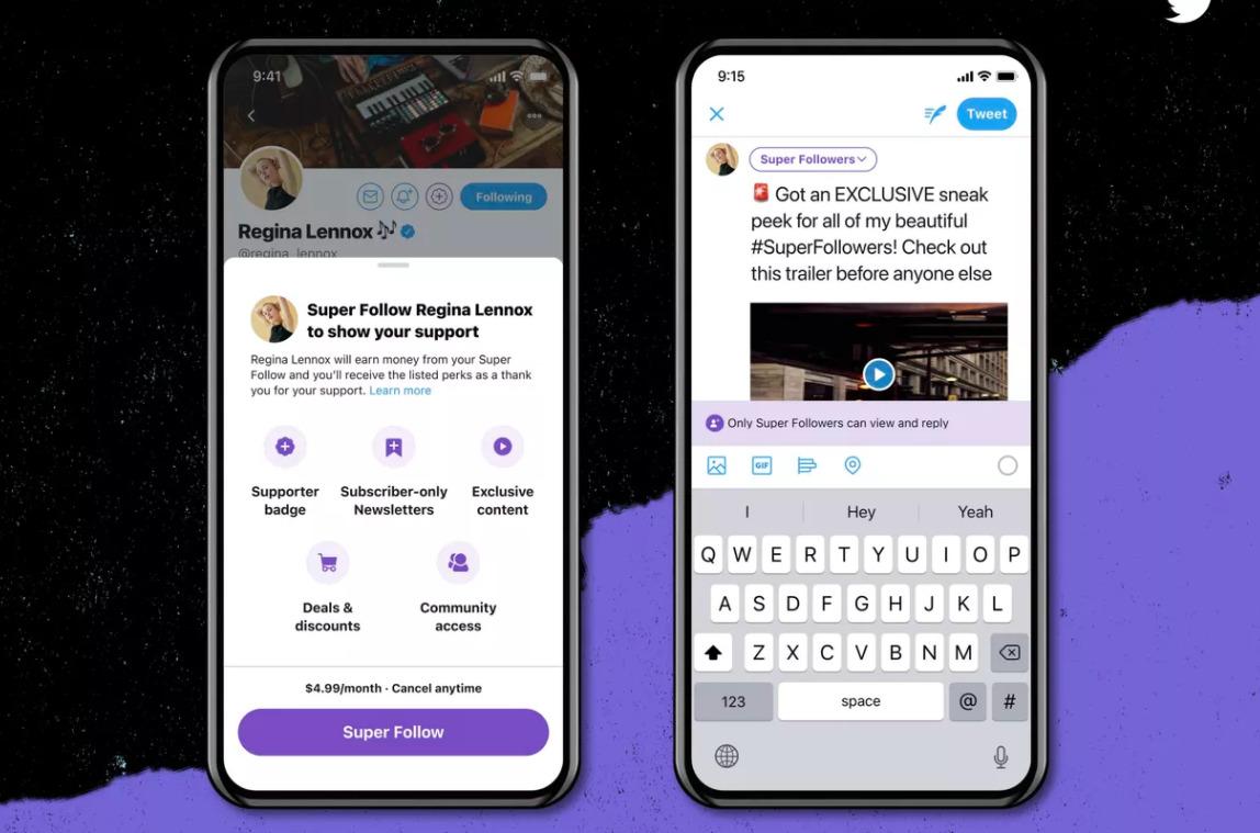 Twitter présente deux grandes nouveautés : rémunérer des créateurs et créer des communautés - Frandroid