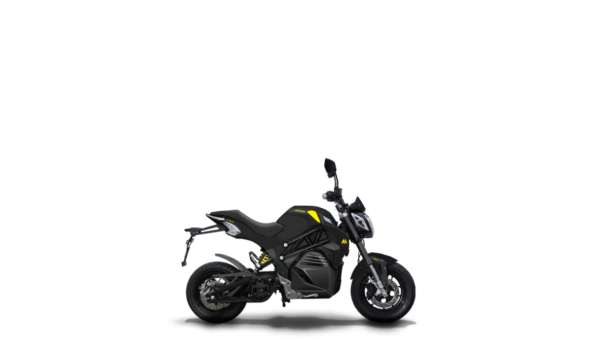 Electric Motorcycle Motron Motorcycles