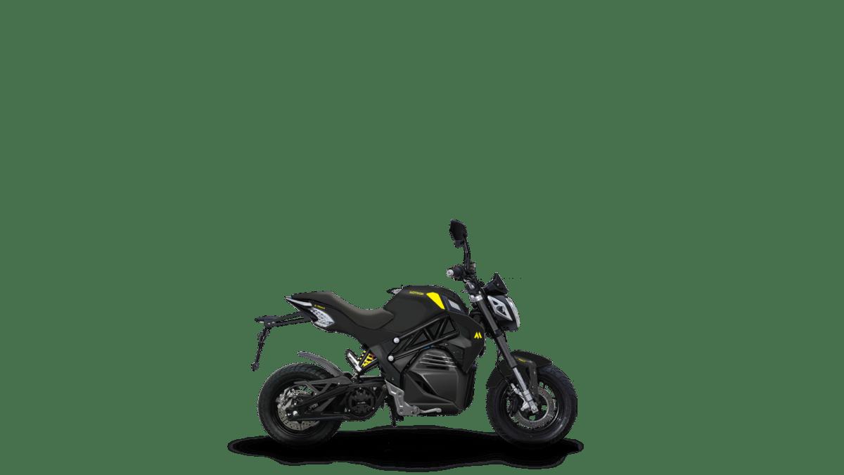 Moto électrique Motron Motorcycles
