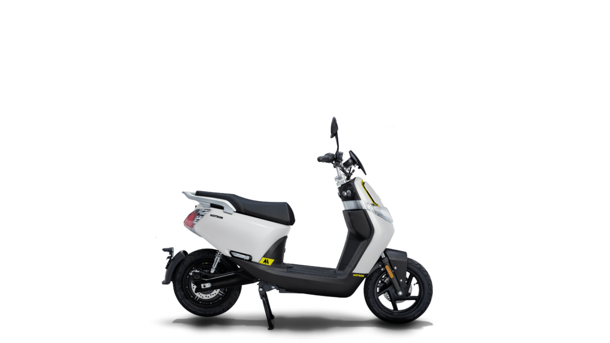 Motron Motorcycles Electric Scooter