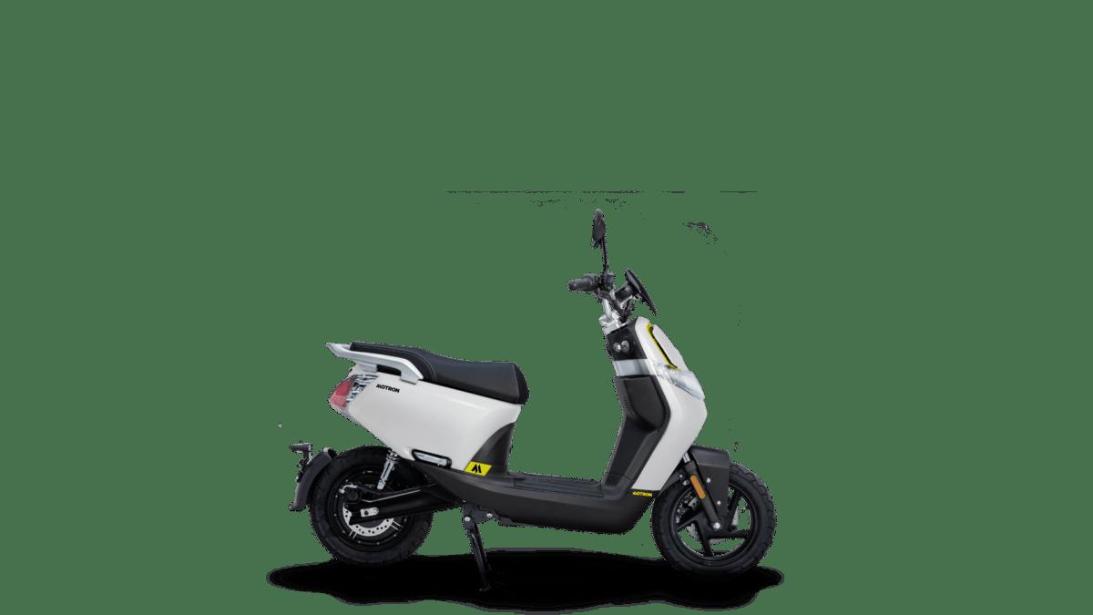 Scooter électrique Motron Motorcycles