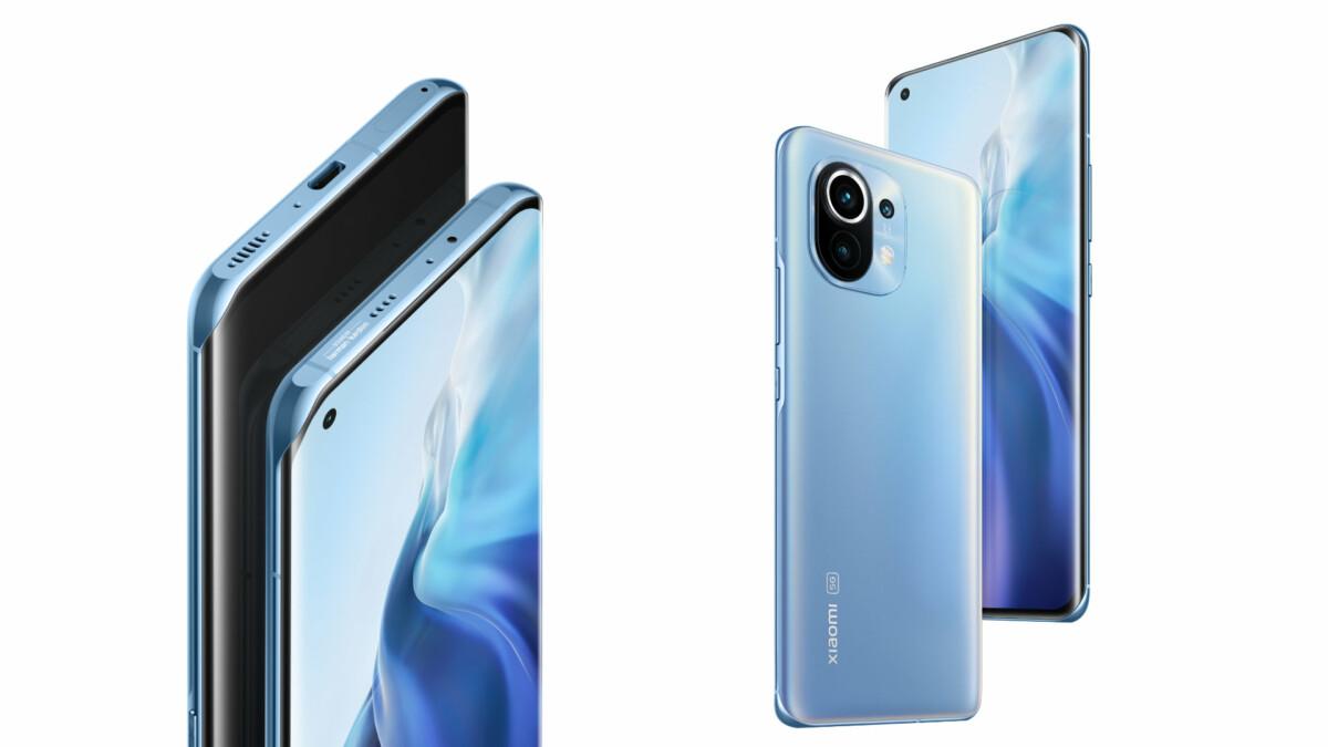 Xiaomi Mi 11 France
