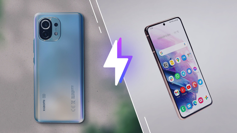 Xiaomi Mi 11 vs Samsung Galaxy S21 : lequel est le meilleur smartphone ? - Frandroid