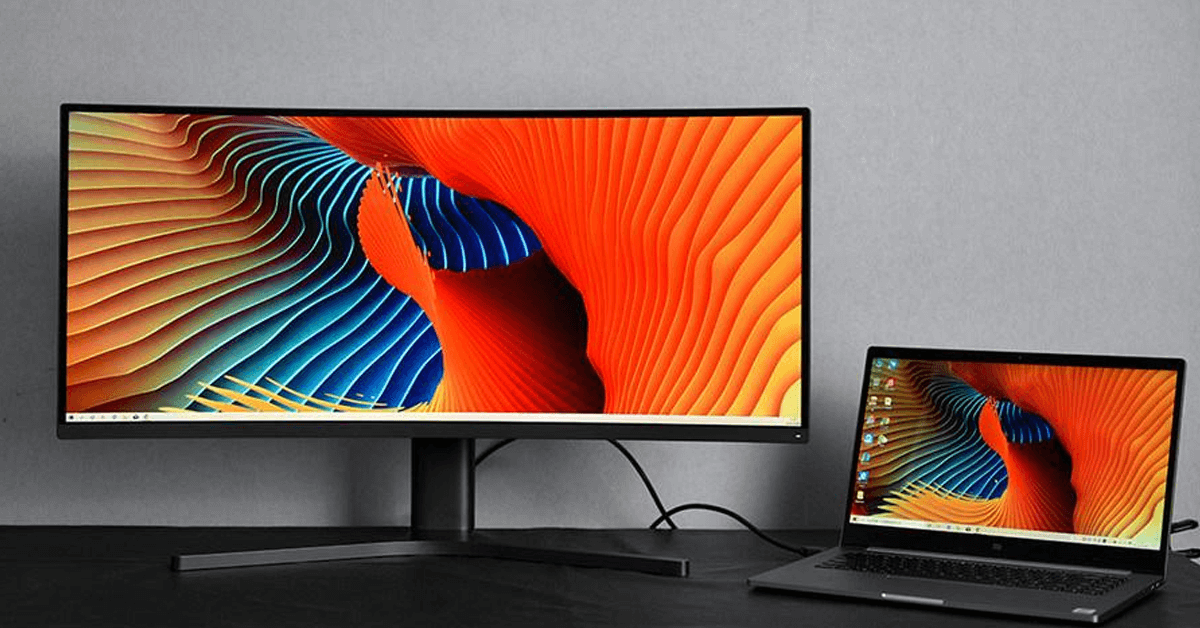 Le Xiaomi Mi Curved Gaming Monitor 34″