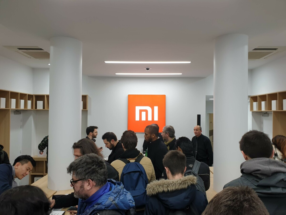 xiaomi mi store elysee frandroid 1200x900 - Xiaomi: the saturating machine - Frandroid