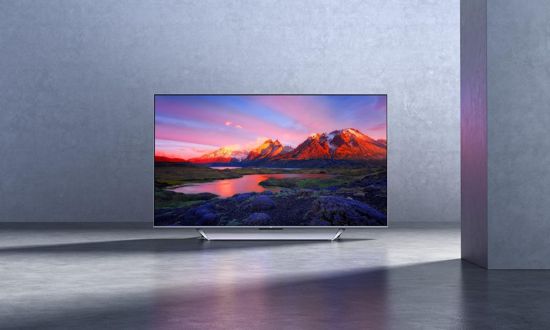 Xiaomi Mi TV Q1 75″ officialisé : QLED, 4K 120 Hz et HDMI 2.1 pour une expérience « premium » - Frandroid