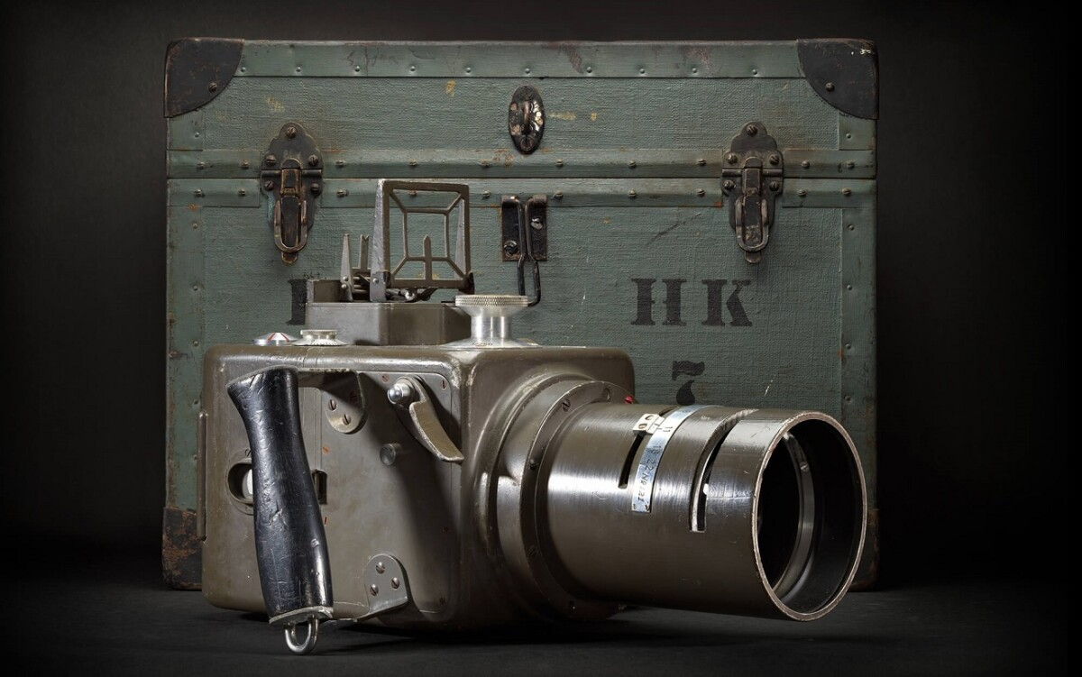 The HK-7, Hasselblad's first camera