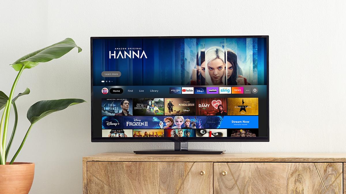 Amazon veut doter ses Fire TV d'une offre TV nettement plus copieuse, avec de nombreux programmes en direct accessibles directement depuis l'accueil