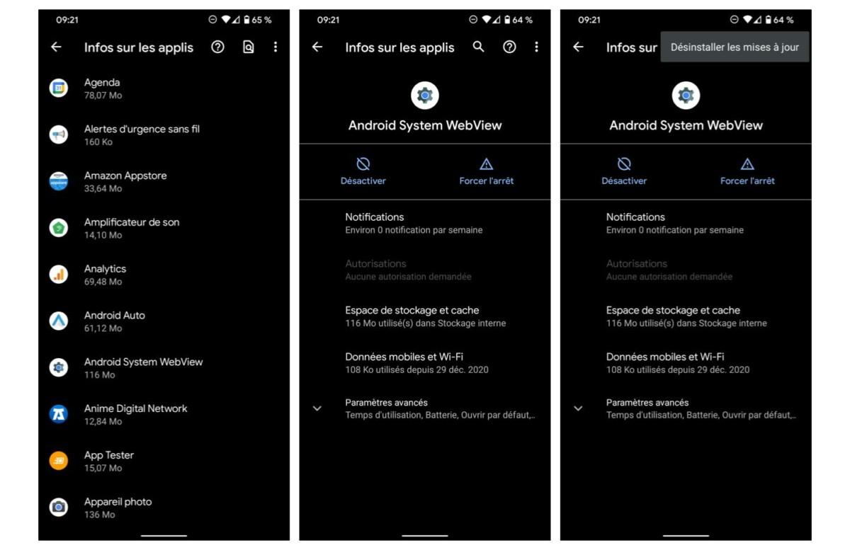 Pourquoi certaines applications Android plantent et comment corriger ce problème