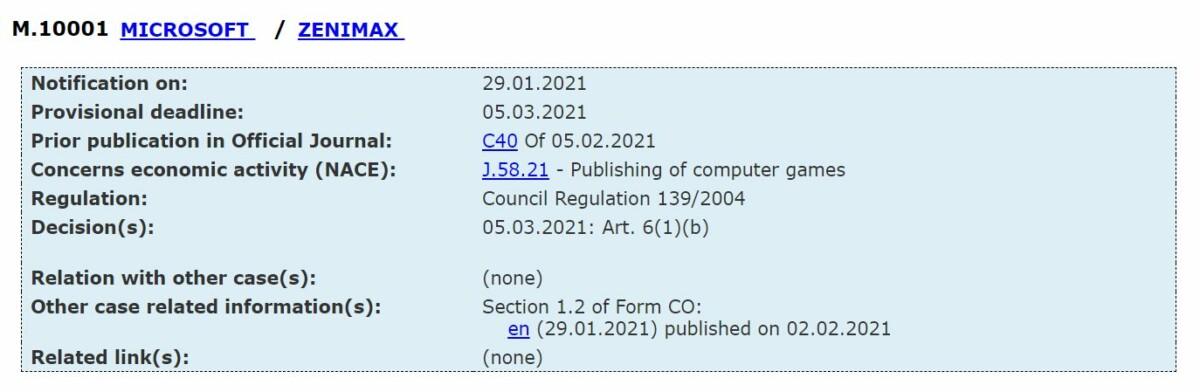 L'article 6(1)(b) signifie que c'est approuvé