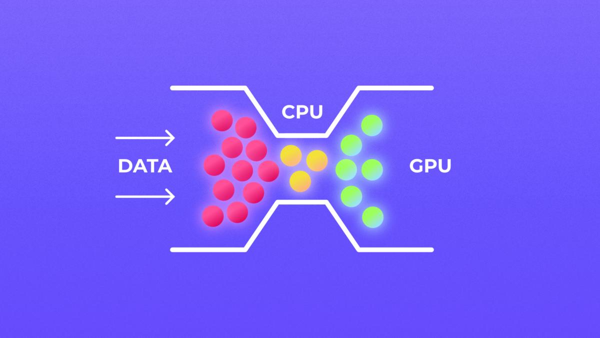 Un composant sous performant peut créer un goulot d'étranglement