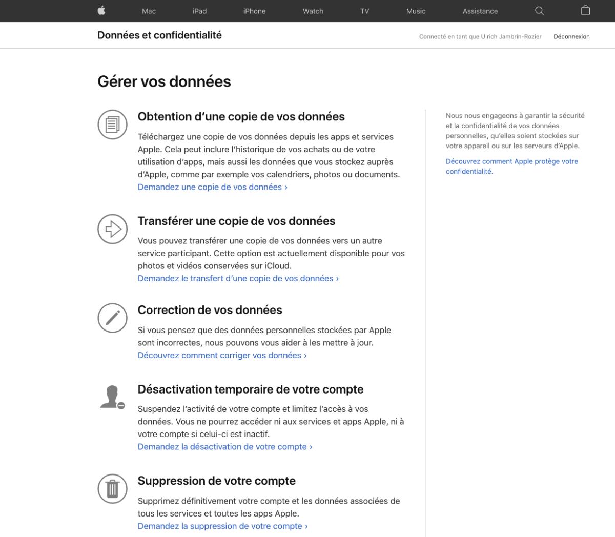 Comment transférer ses photos et vidéos iCloud vers Google Photos grâce à Apple?