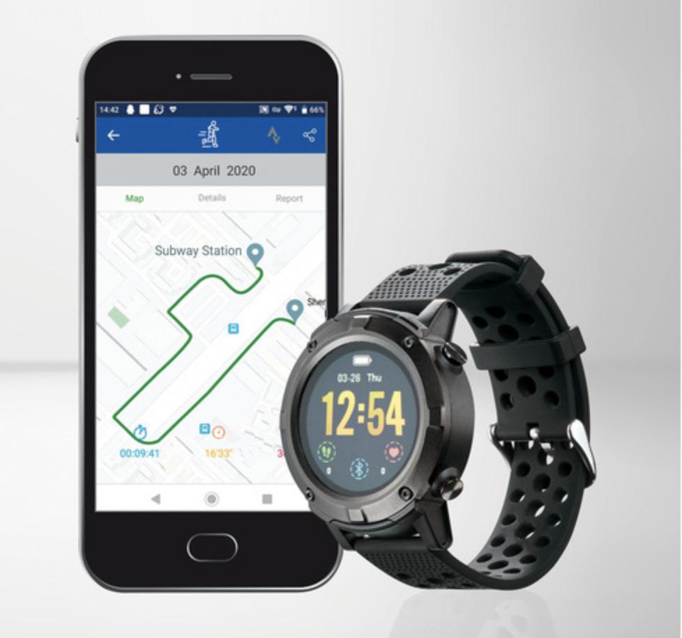 La nouvelle montre connectée de Lidl dispose d'une application et d'autres fonctions