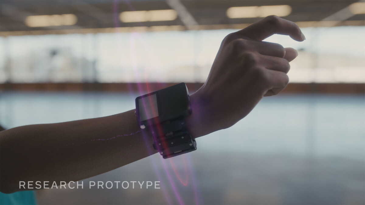 A connected bracelet that will help your virtual gestures