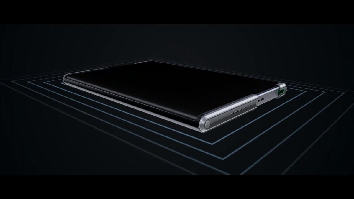 L'Oppo X 2021 et son écran étirable