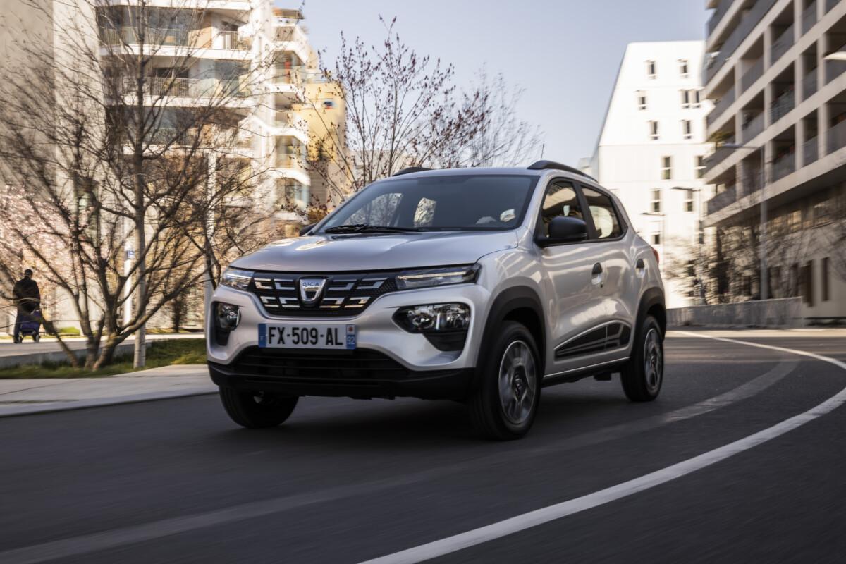 La Dacia Spring