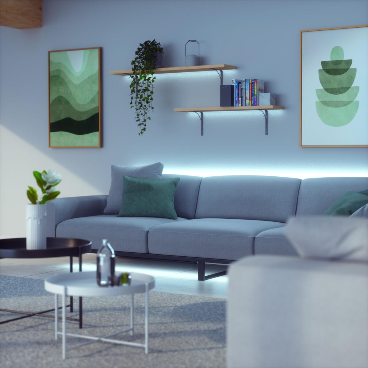 Le ruban à LED de Nanoleaf Essential