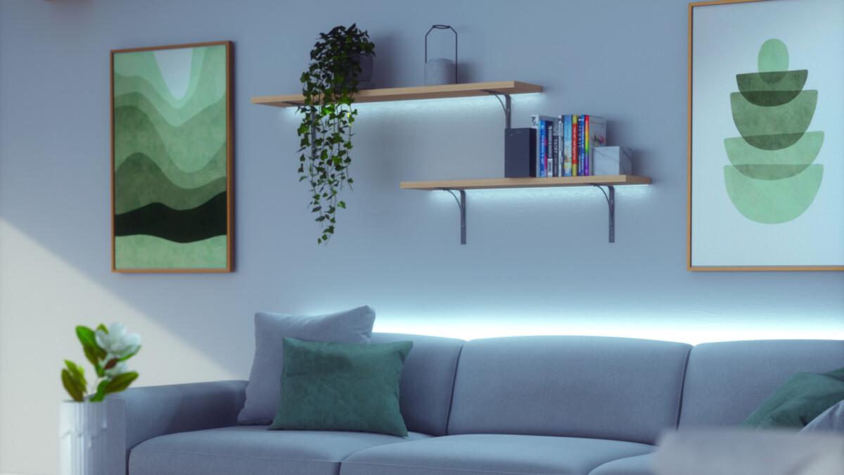 L'éclairage Nanoleaf Essential s'adapte désormais à l'heure de la journée