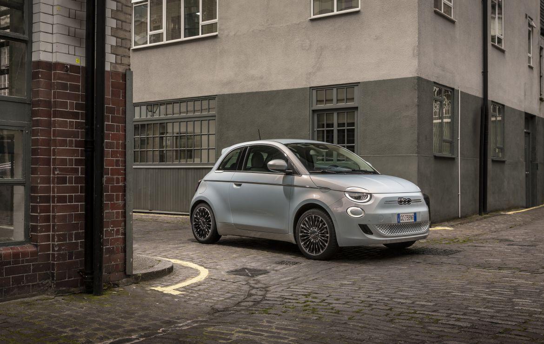 La nouvelle Fiat 500 électrique