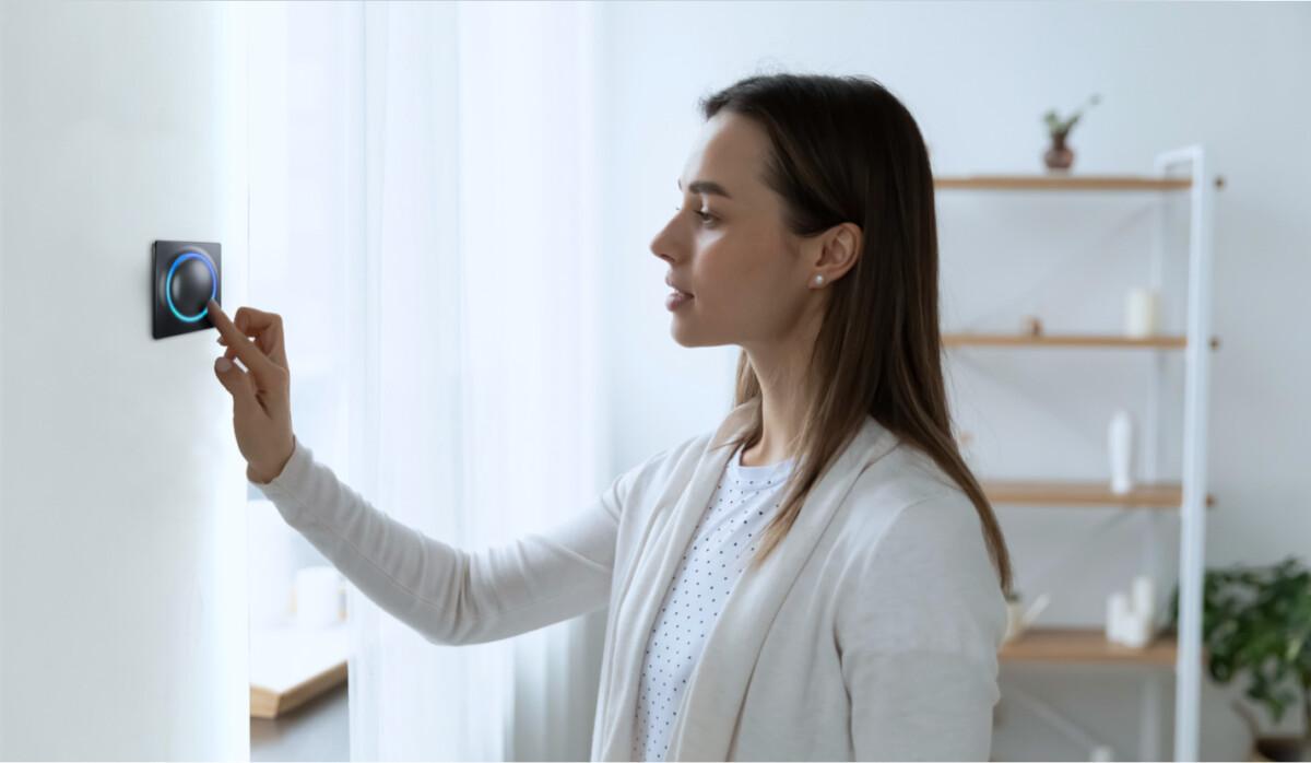 Le bouton intelligent Walli Controller pour piloter sa maison connectée