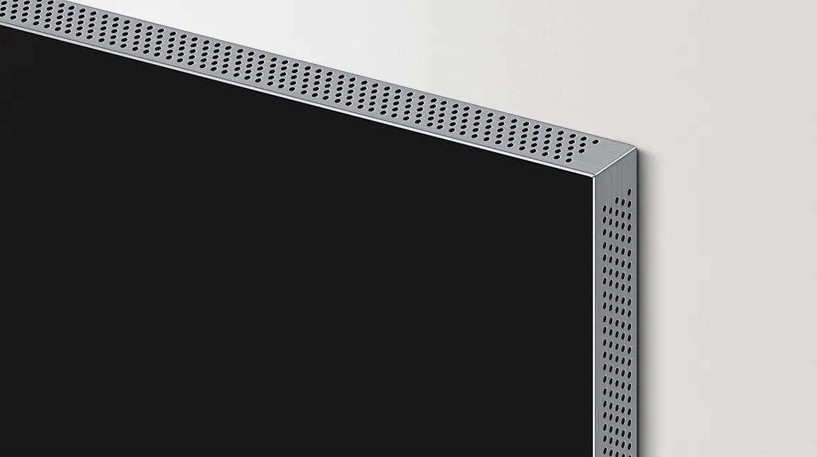 Les bordures des Neo QLED 8K QN900A