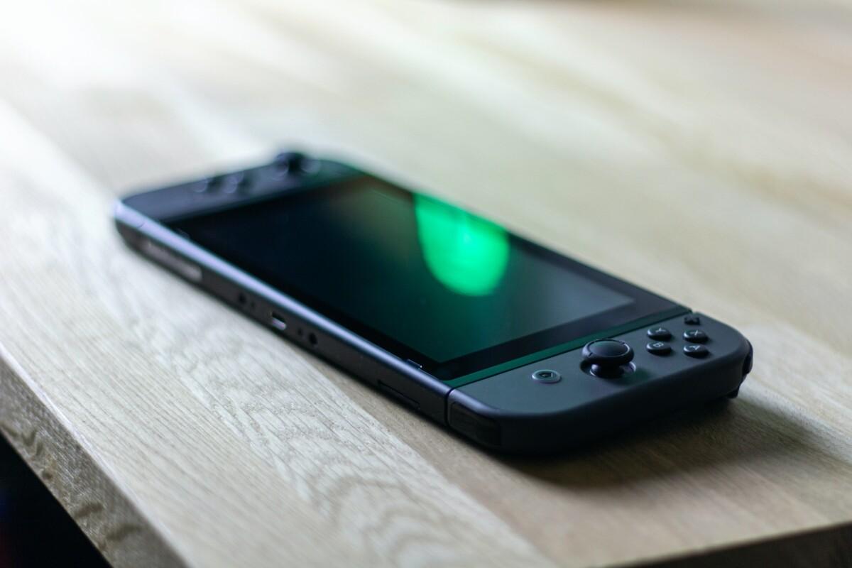 Nintendo Switch / Source: Unsplash/ Frédéric Christian