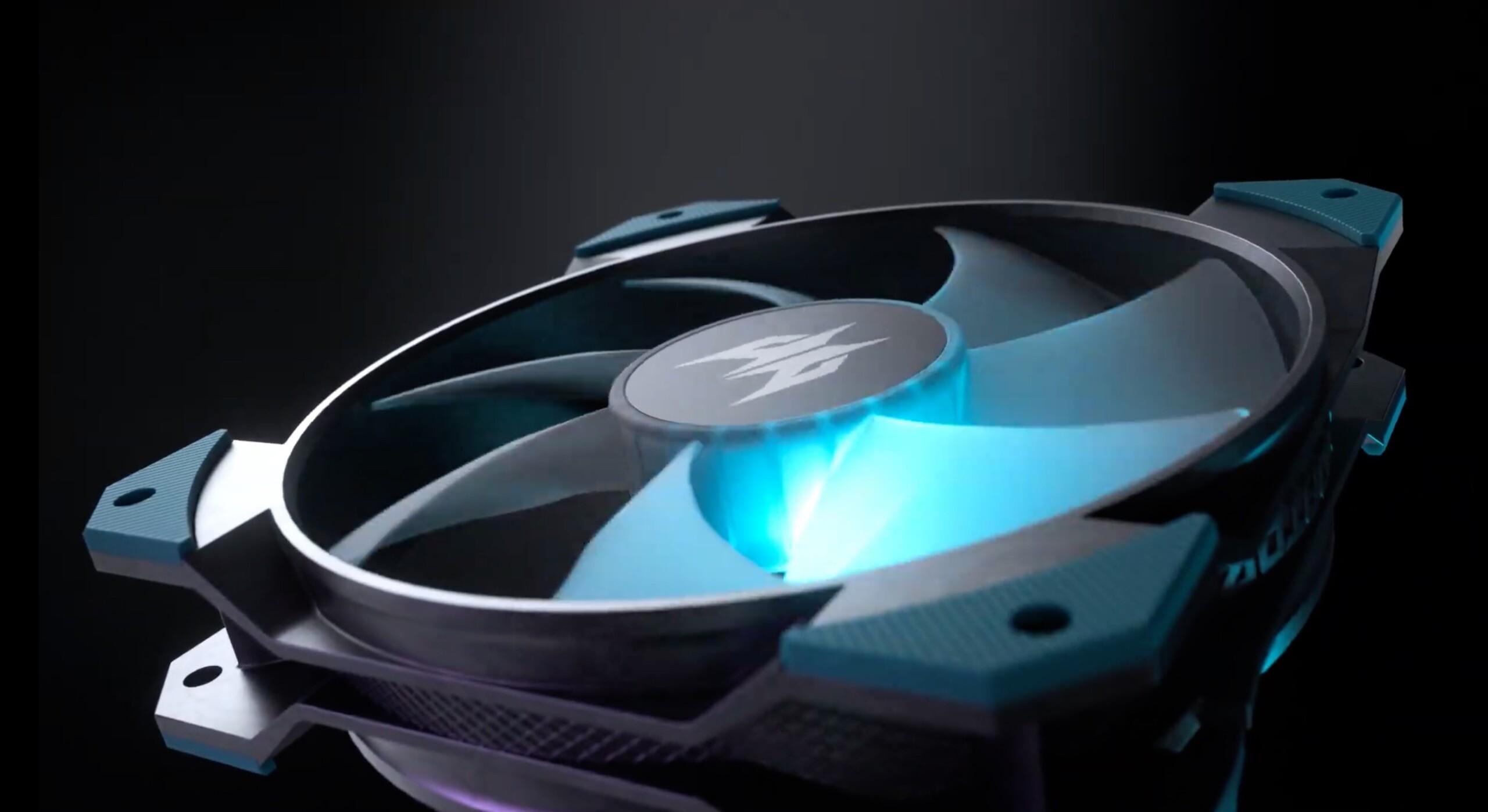 Acer se diversifie en lançant son premier ventilateur PC, baptisé Predator FrostBlade
