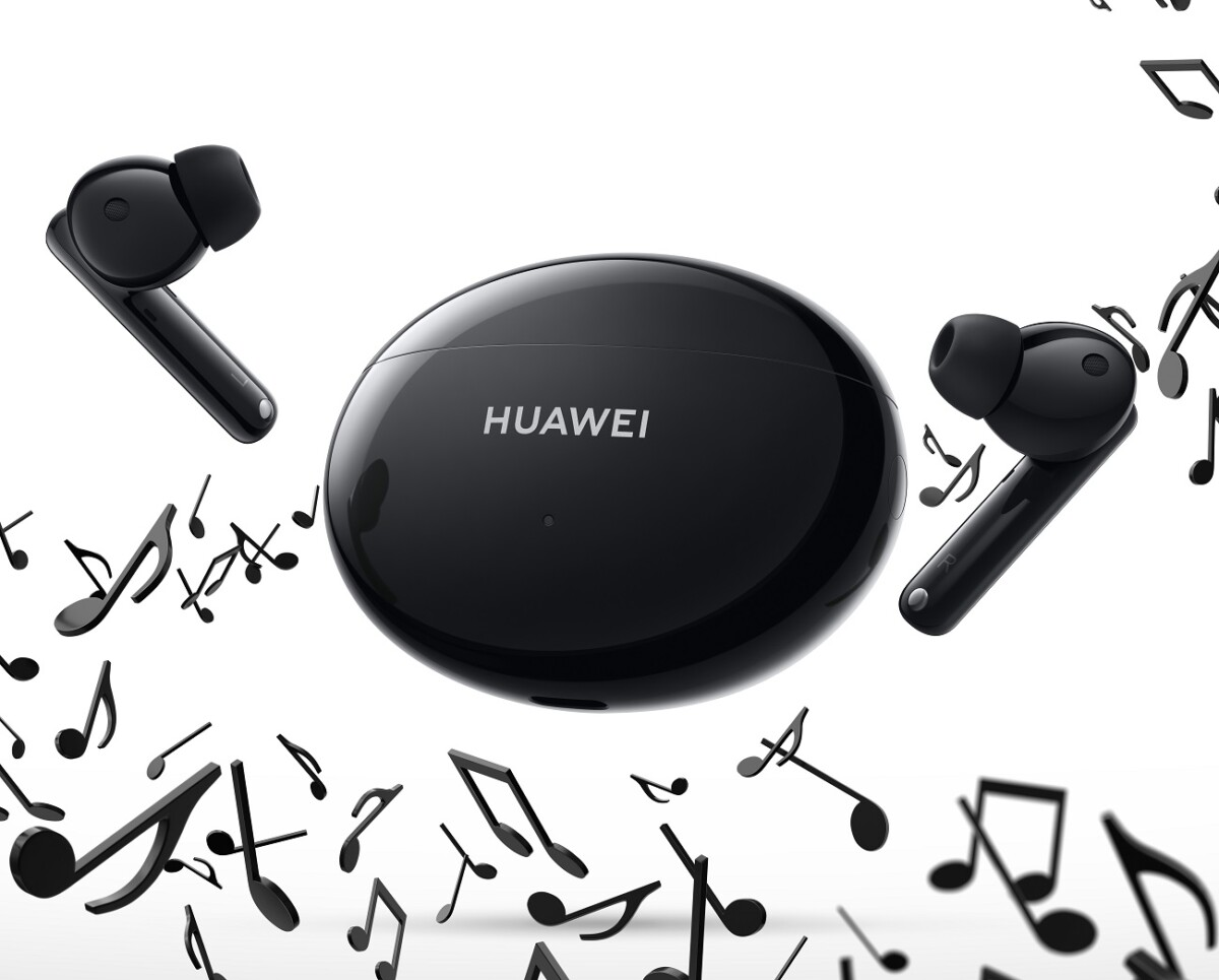 Les Huawei FreeBuds 4i