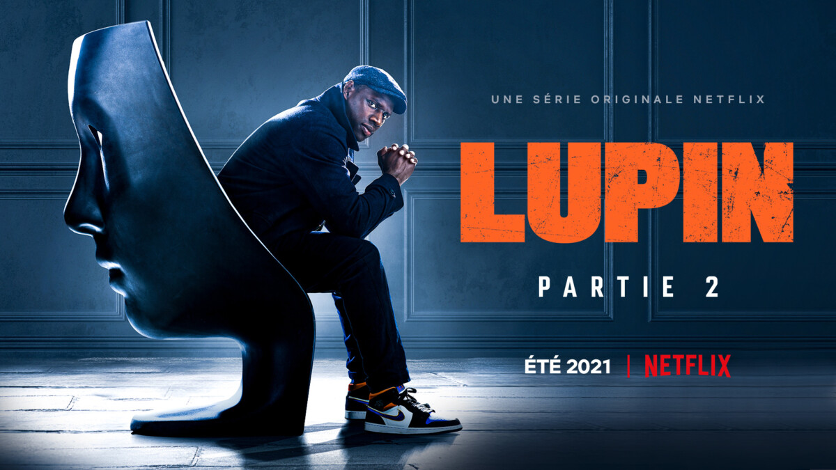 Omar Sy returns in Lupine