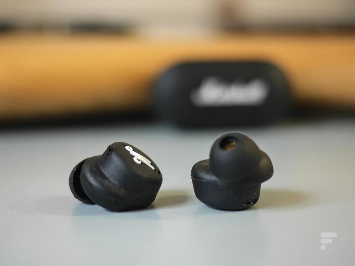 Les écouteurs Marshall Mode II