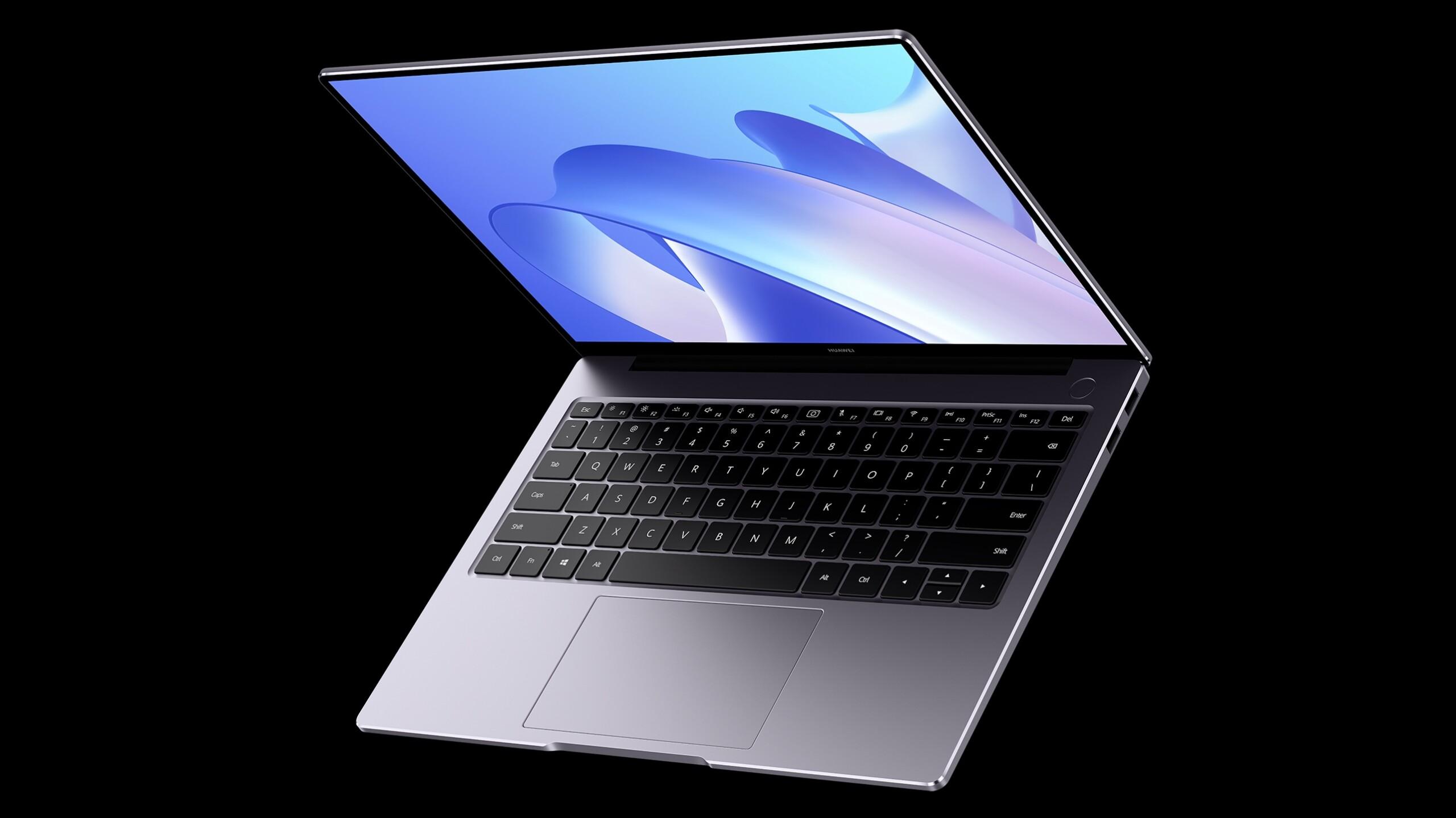 Huawei annonce son nouveau MateBook 14, avec une recette qui change peu mais de nouveaux processeurs