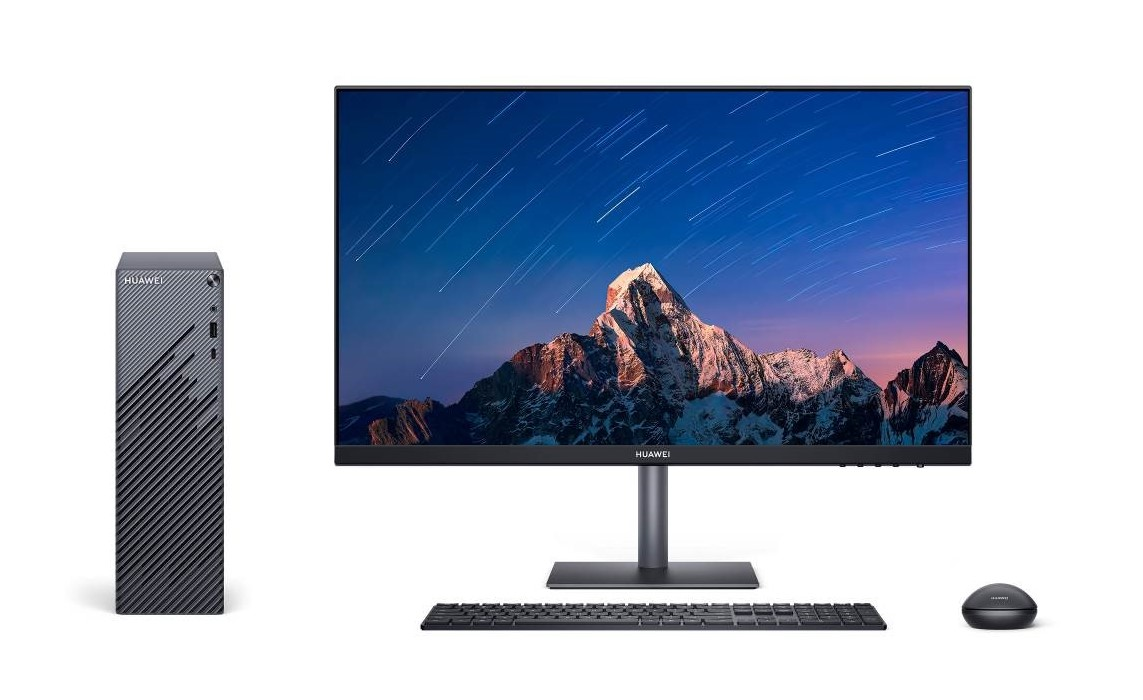matebook s 2 1 - MateStation S: Huawei unveils its first desktop PC in France