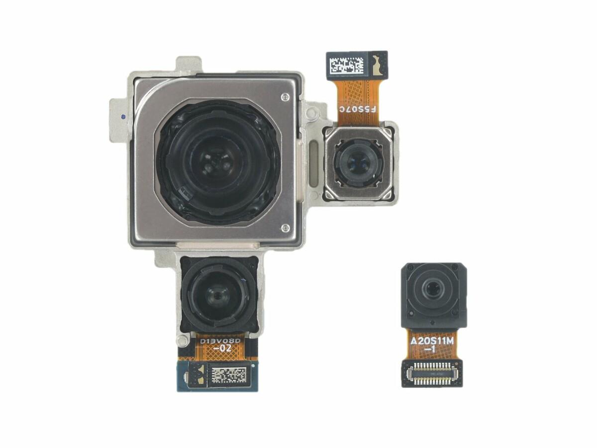 Capteurs photos du Xiaomi Mi 11