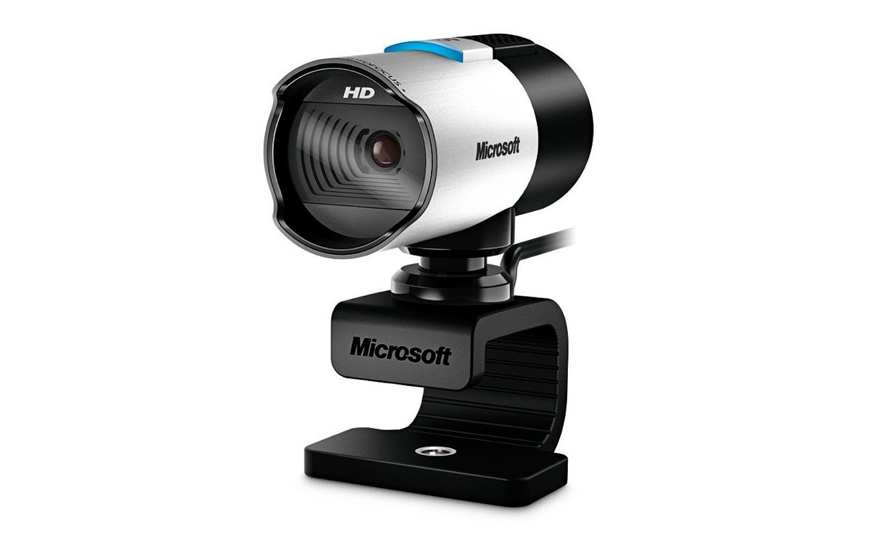 Pour illustration, voici la caméra LifeCam Studio de Microsoft, disponible depuis près de 10 ans